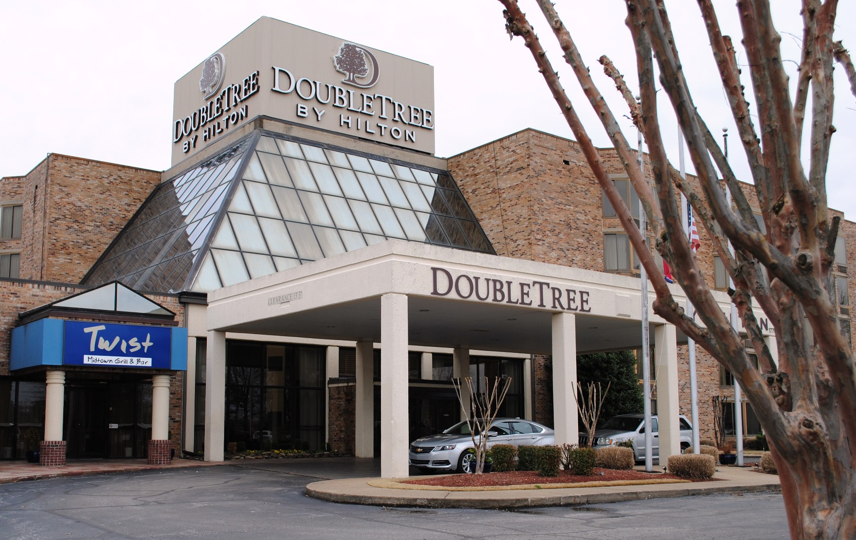 DoubleTree Hotel - Jackson, Tennessee