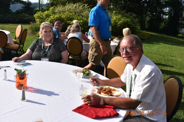 Welcome Reception / Cookout