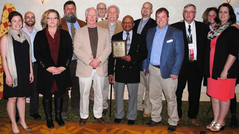 2015 Conservation District of the Year, Hamilton County SCD