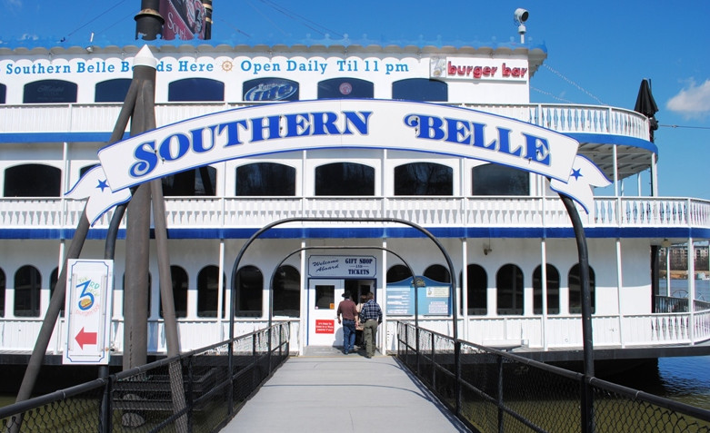 TCDEA District Employees attend a Workshop Luncheon on the Southern Belle River Boat